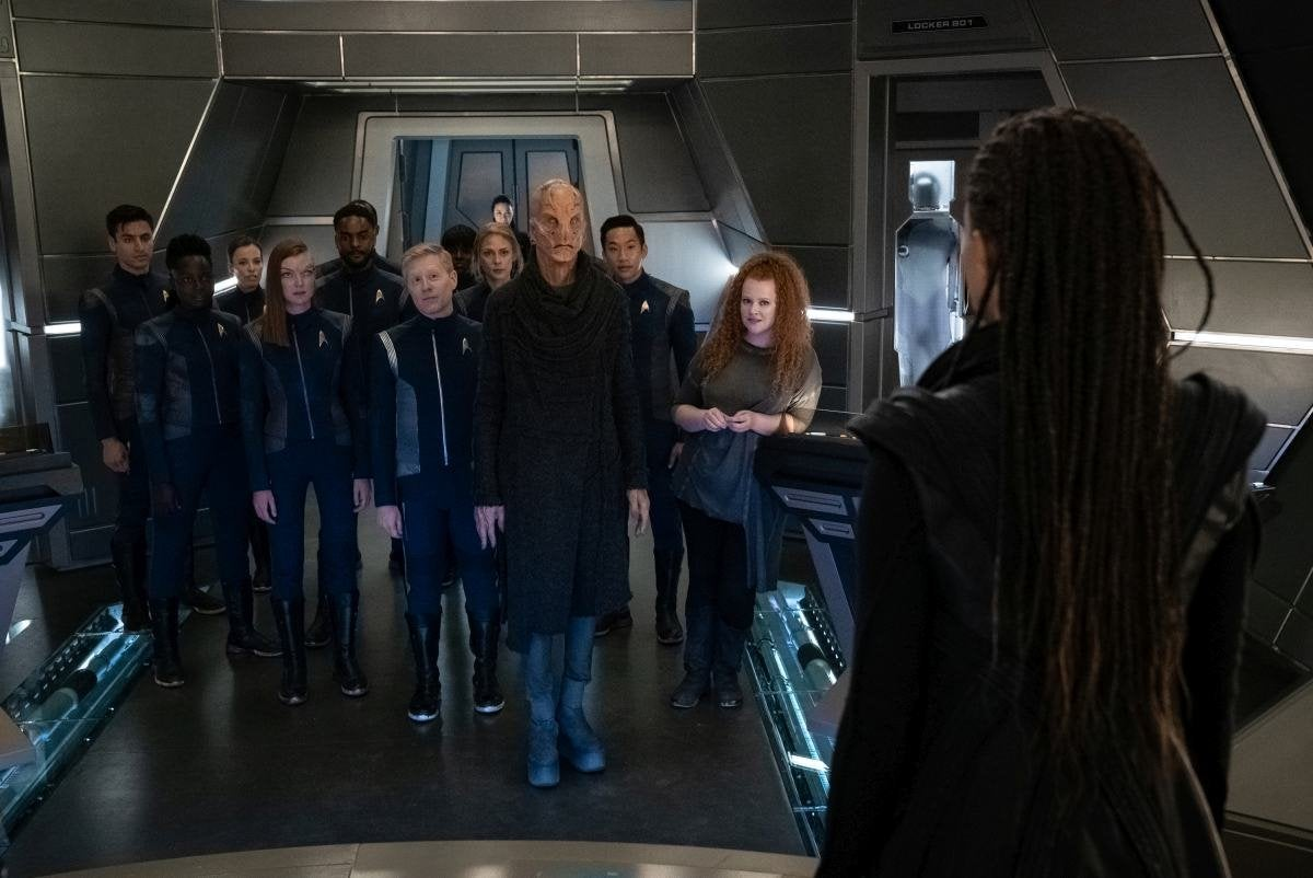 Star Trek Discovery Season 3 Episode 3 005