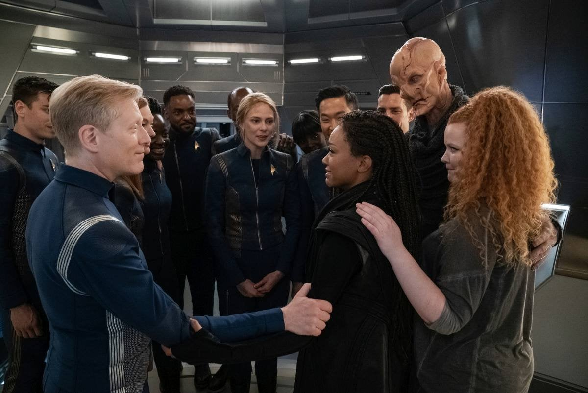 Star Trek Discovery Season 3 Episode 3 006