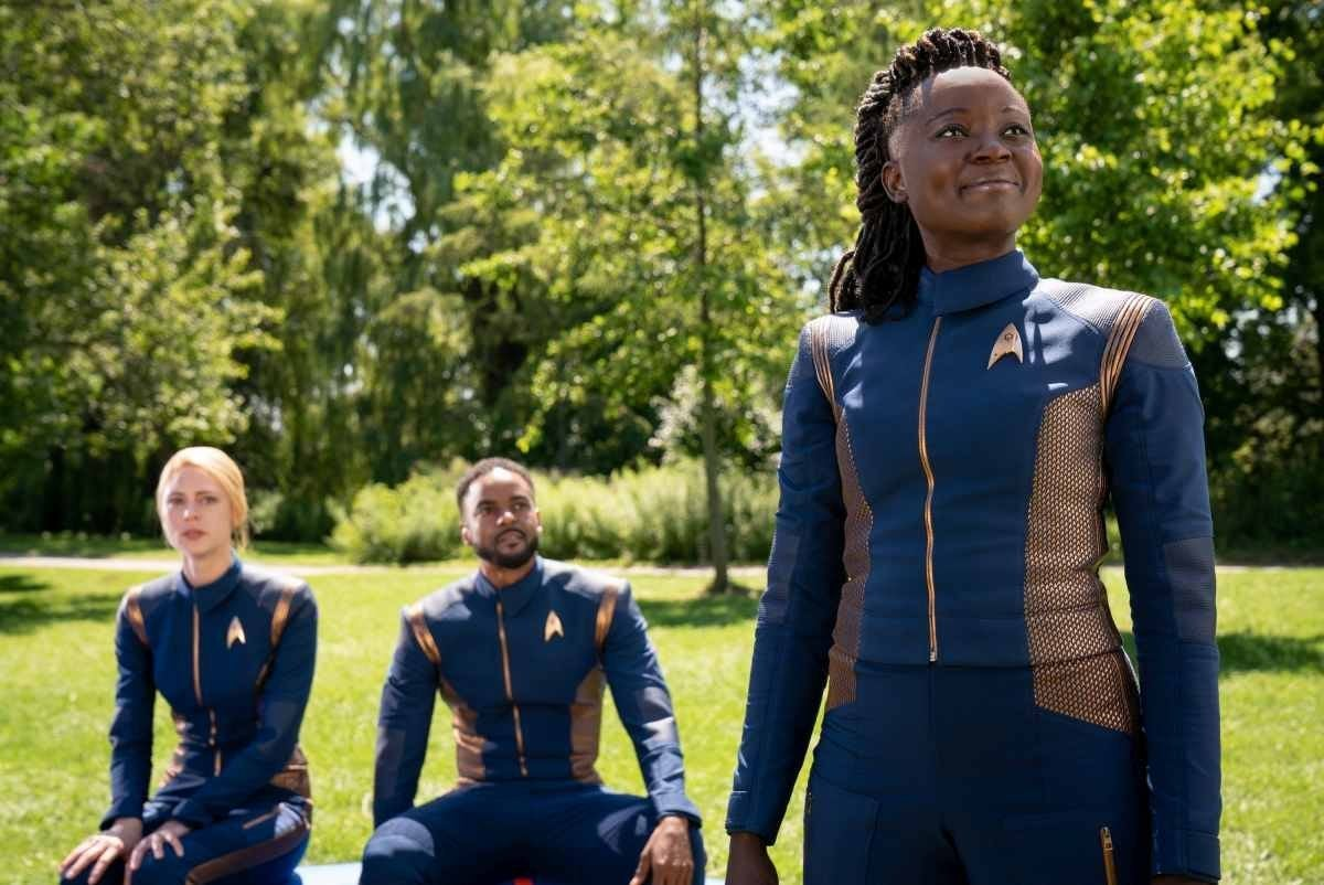 Star Trek Discovery Season 3 Episode 3 007