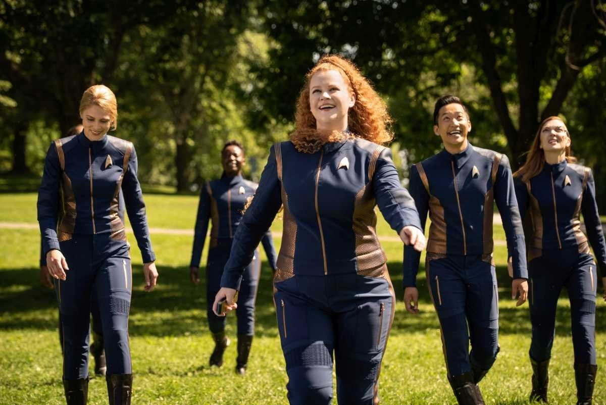 Star Trek Discovery Season 3 Episode 3 009