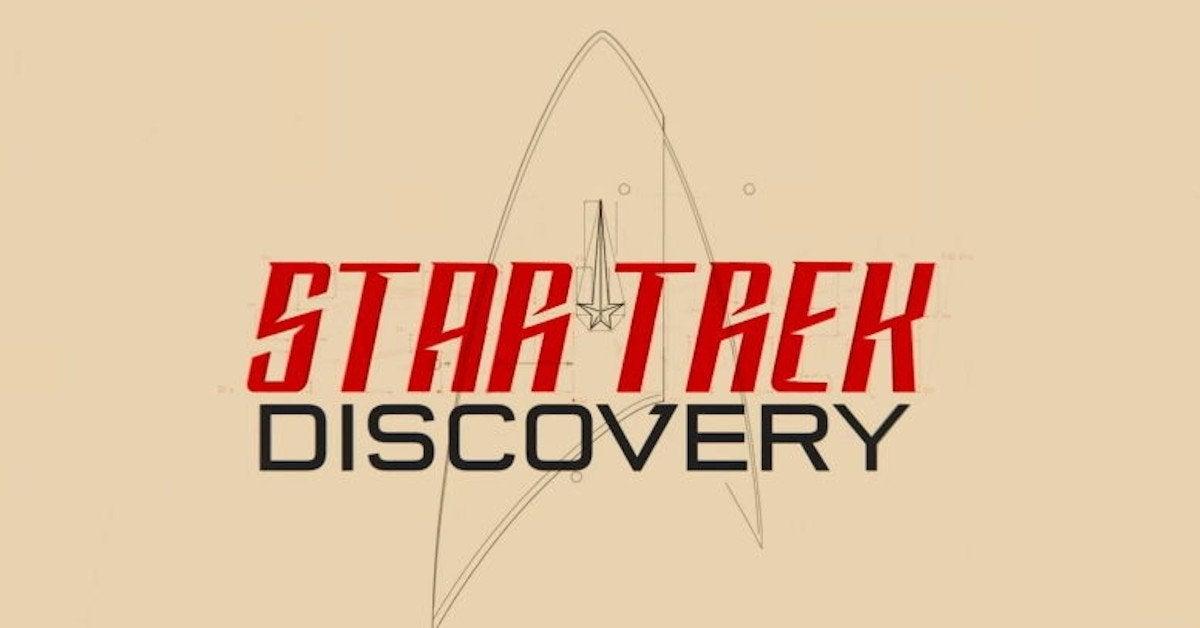 Star Trek Discovery Season 3 Title Card