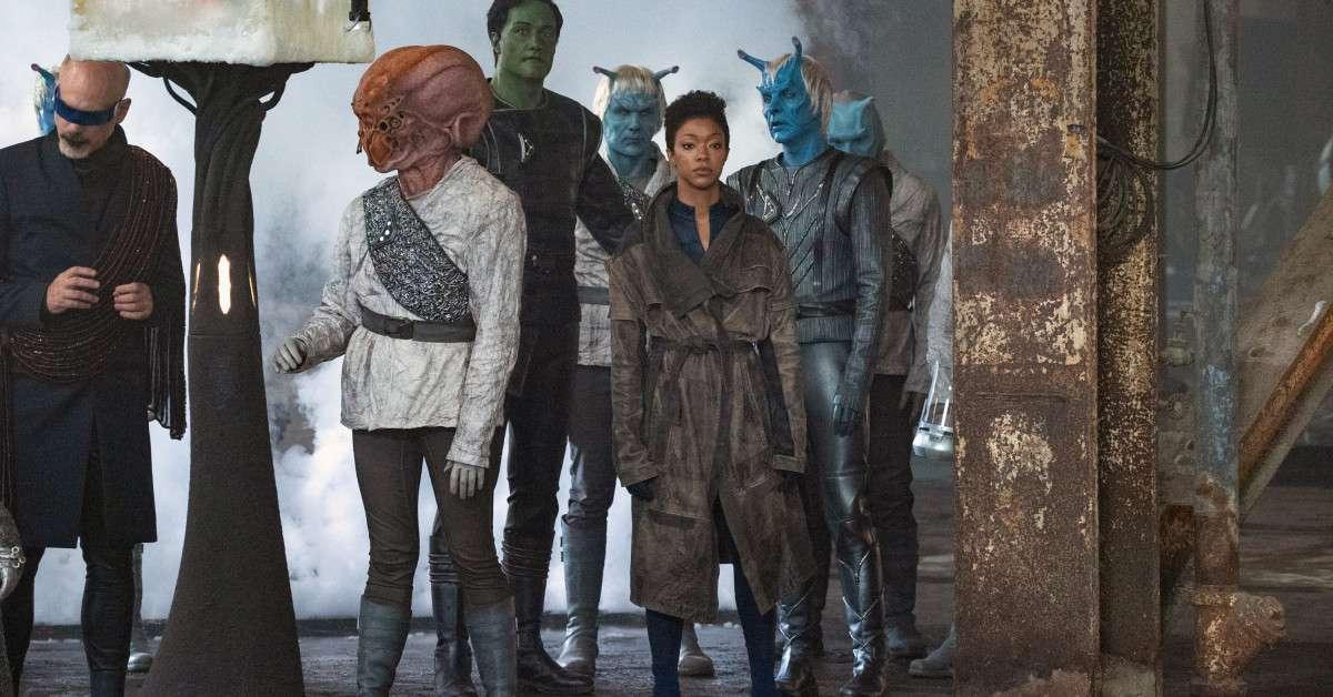 Star Trek Discovery Season 3 Transporters