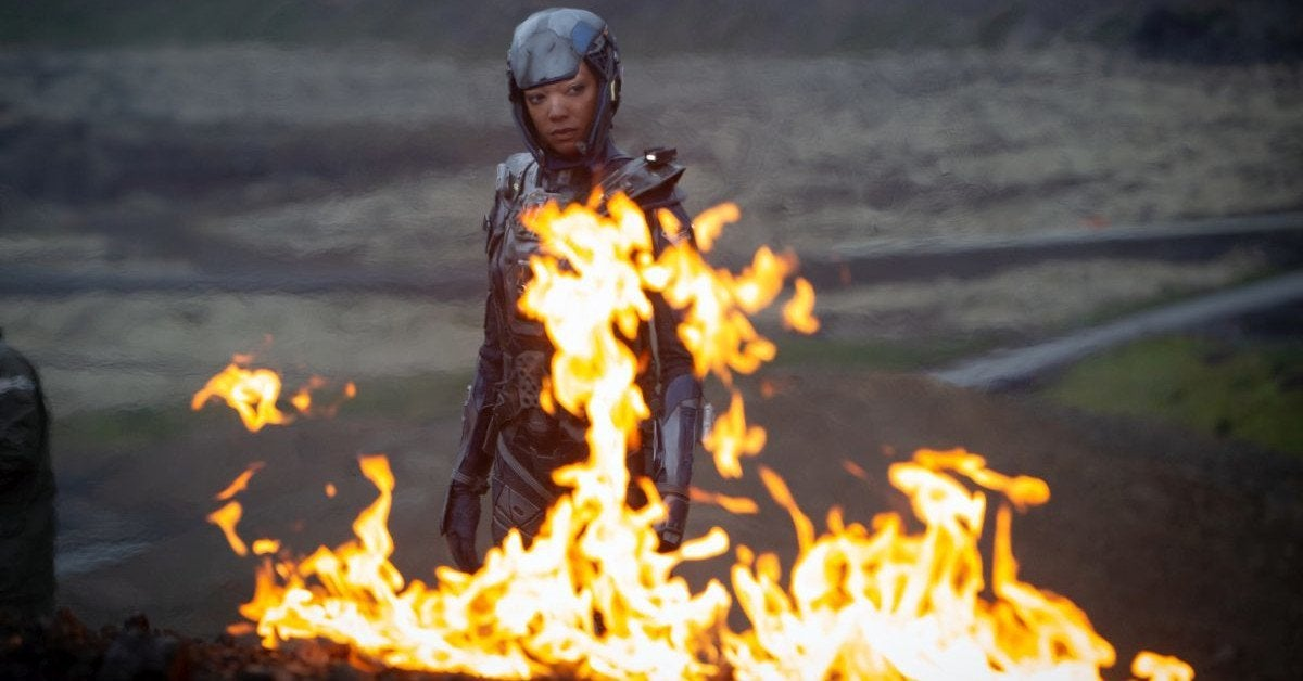 Star Trek Discovery The Burn Dilithium