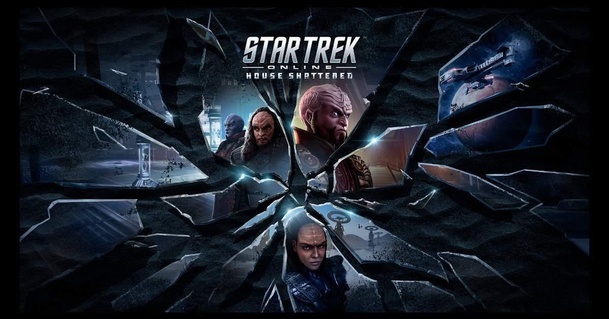 Star Trek Online House Shattered Trailer