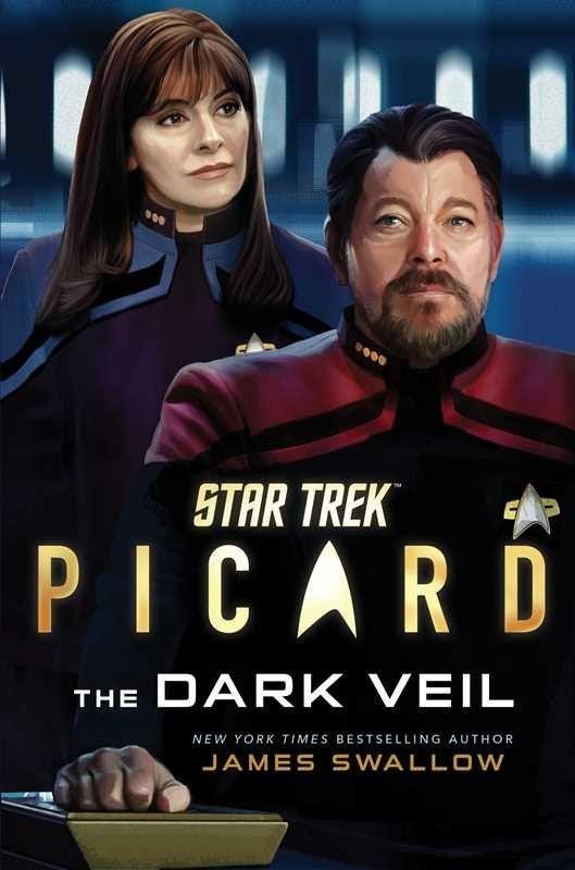 Star Trek: Picard Prequel Following Riker and Troi Announced