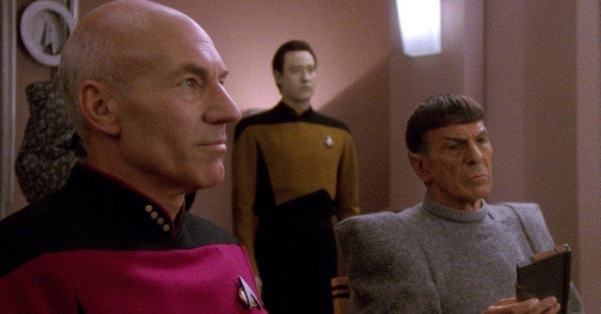 Star Trek Unification