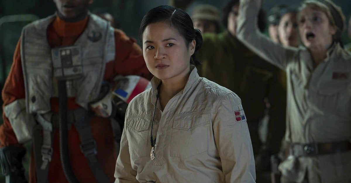 star wars kelly marie tran rose tico rise of skywalker
