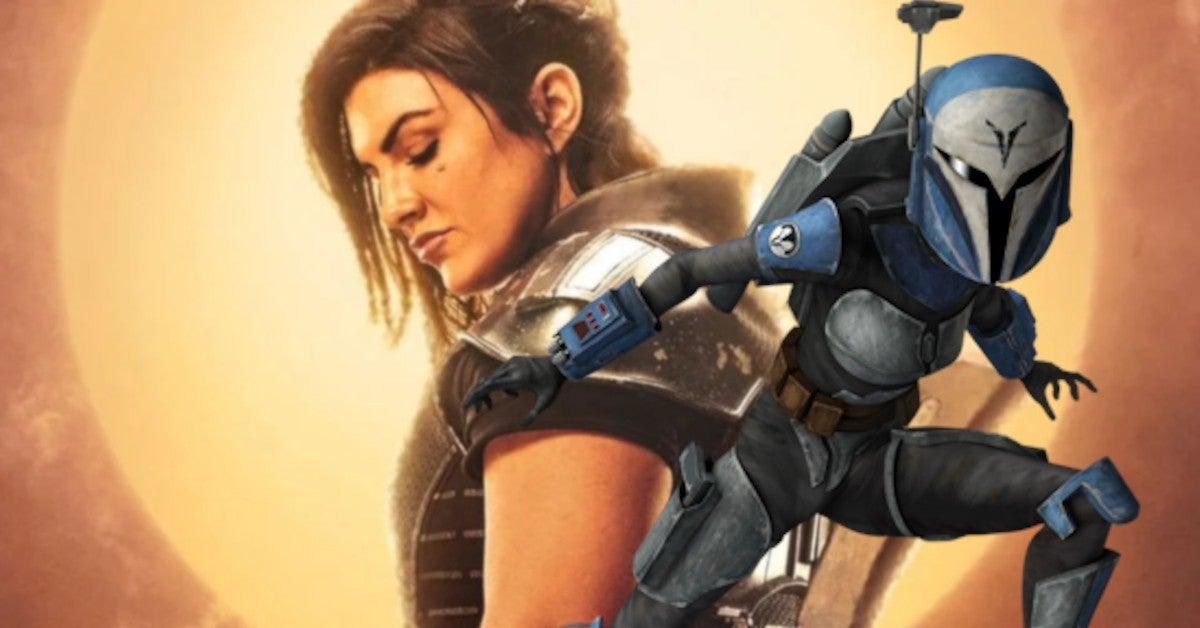 Star Wars Mandalorian Spinoff Cara Dune Bo Katan Kryze Gina Carano