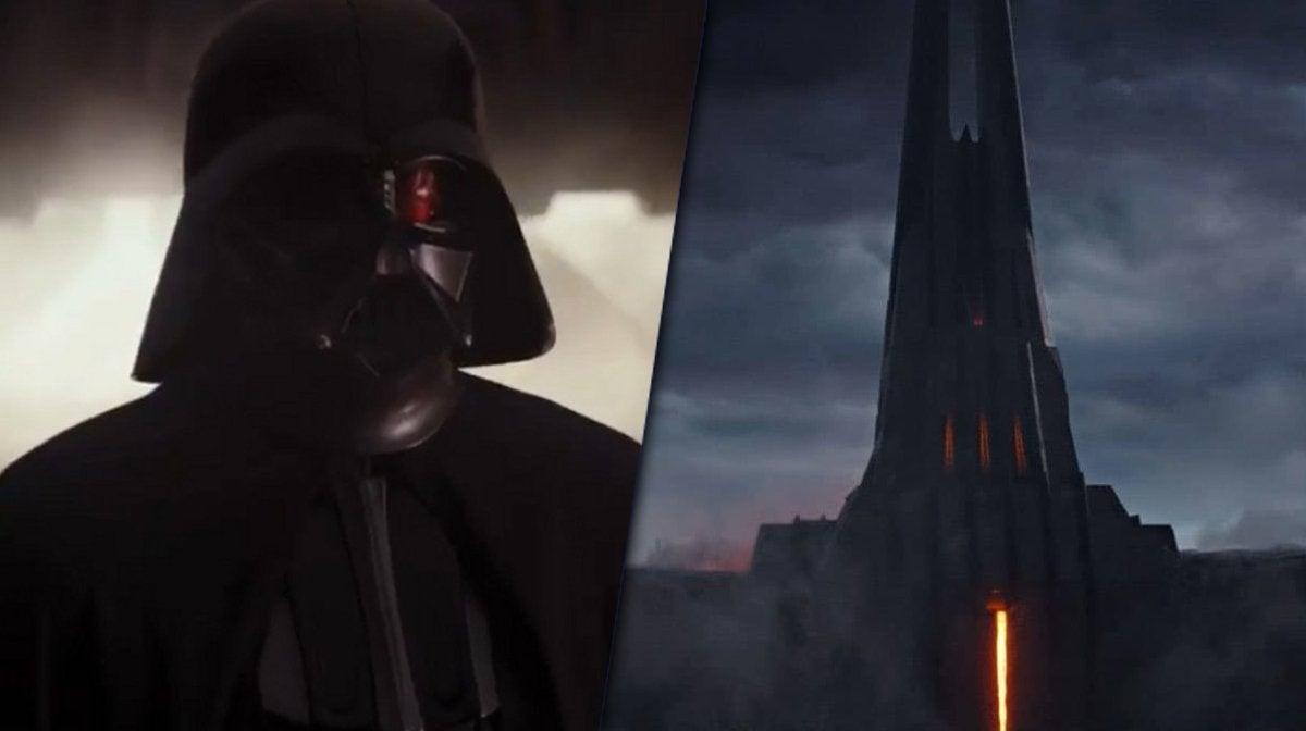 star wars rogue one vader mustafar