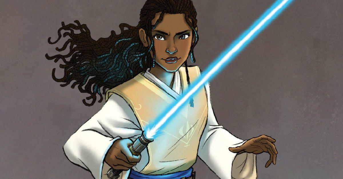 Star Wars The High Republic Jedi Padawans