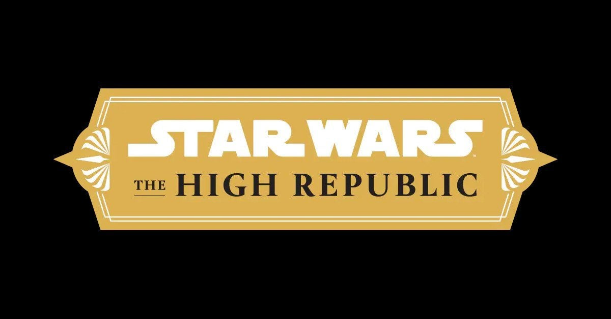 Star Wars The High Republic Logo