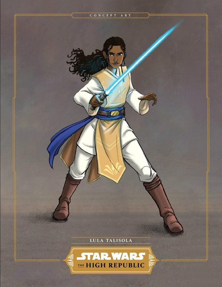 Star Wars The High Republic lula-talisola