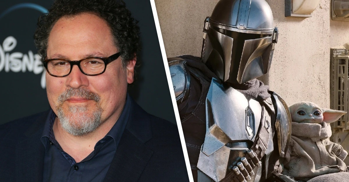 star wars the mandalorian john favreau