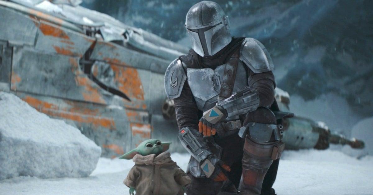 Star Wars The Mandalorian Season 2 Baby Yoda