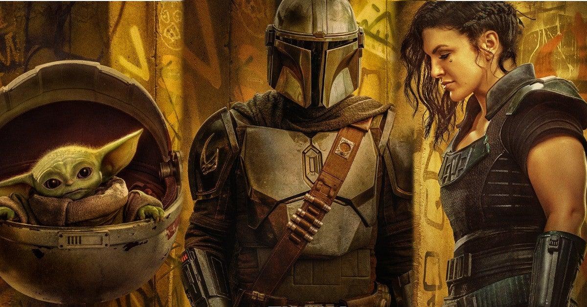 Star Wars The Mandalorian Season 2 Character Posters