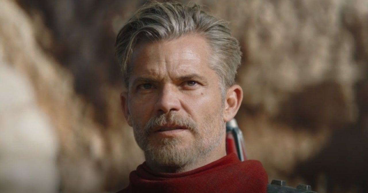 The Mandalorian Season 2 Reactions Call for Timothy Olyphant-Led Star Wars Spinoff
