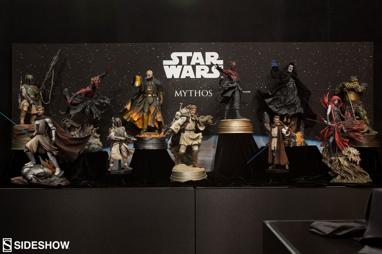Star Was Mythos Collection - Sideshow