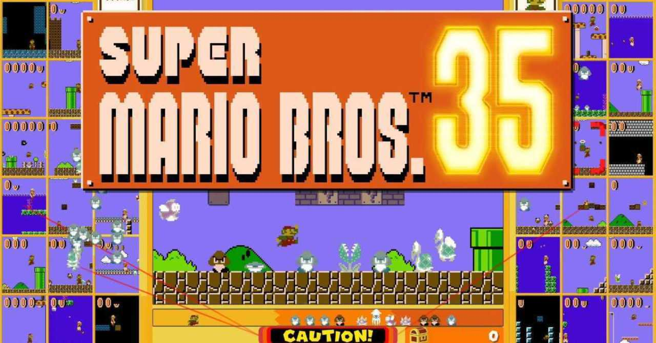 Mario 35 Trends as Fans Share Disappointment Over Nintendo Switch Removal