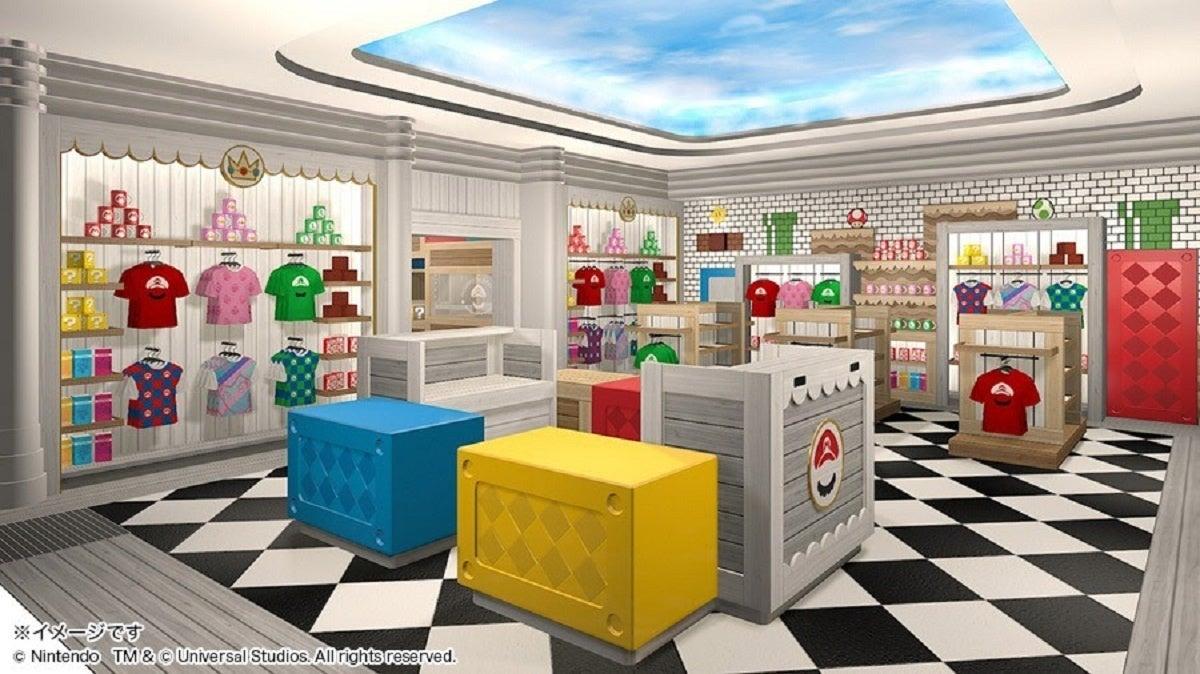 Super Nintendo World Store