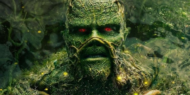 swamp thing arrowverse motion posters the cw
