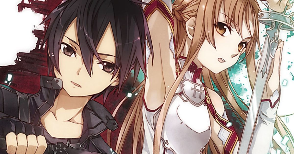 Sword Art Online Light Novels Reki Kawahara