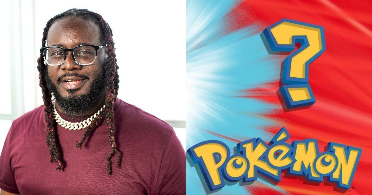 T-Pain Pokemon