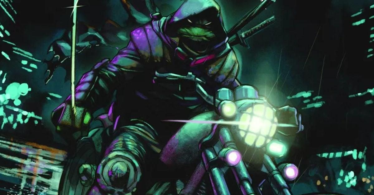 teenage mutant ninja turtles last ronin