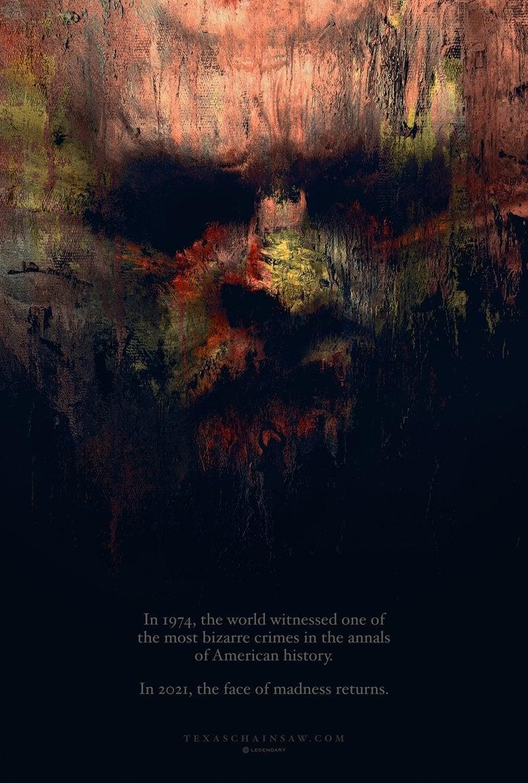 texas chainsaw massacre reboot sequel poster