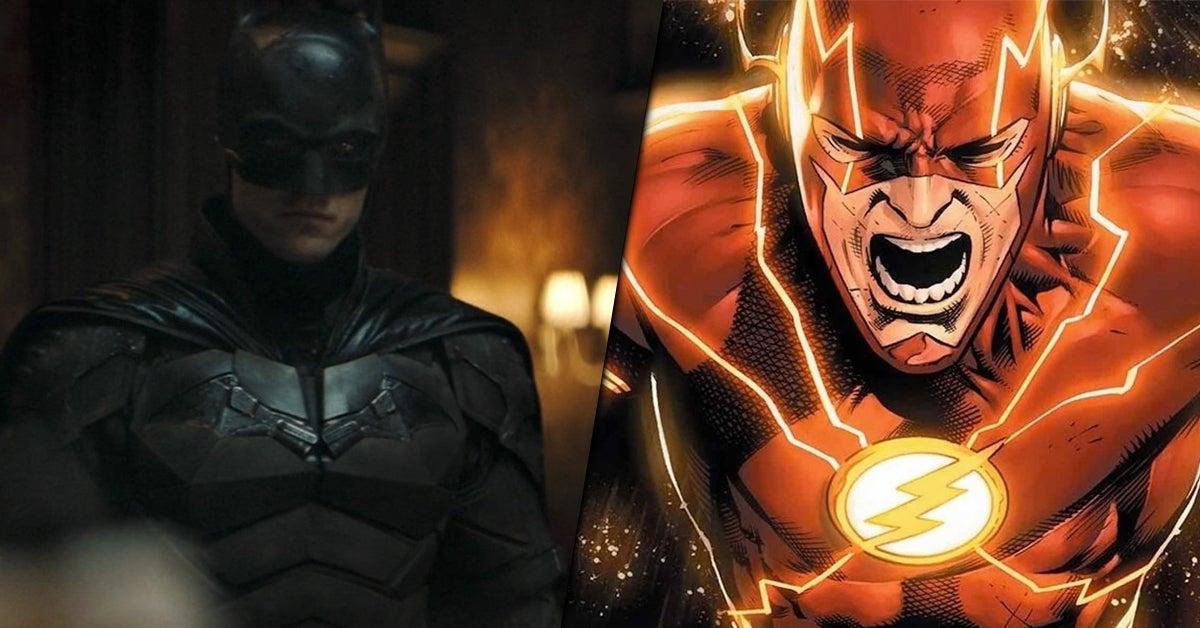 the batman flash crossover