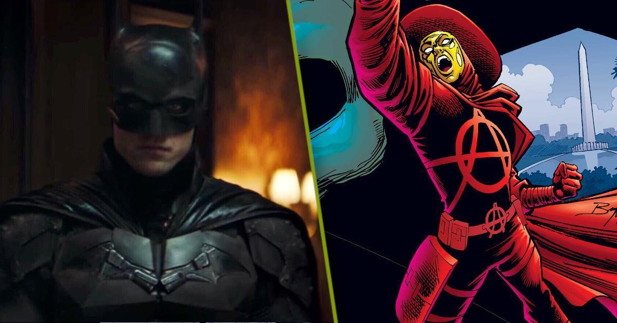 The Batman Movie Anarky