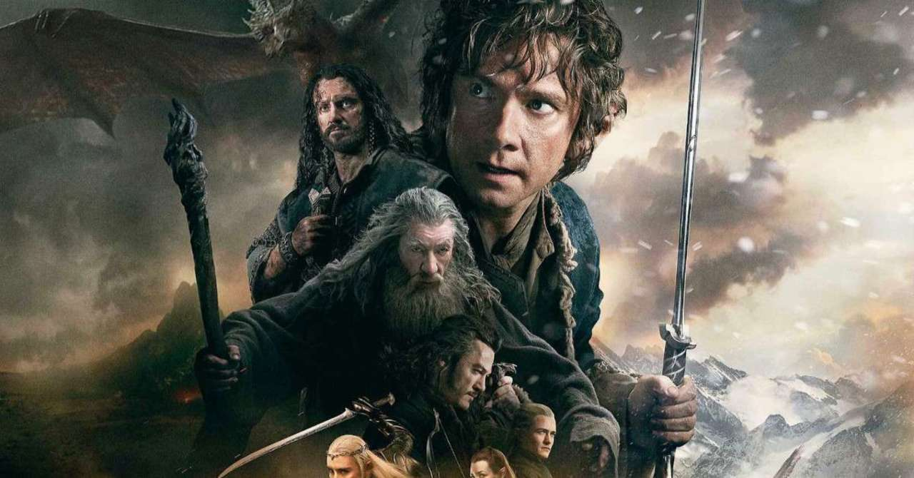 The Hobbit Trilogy Is Coming to HBO Max