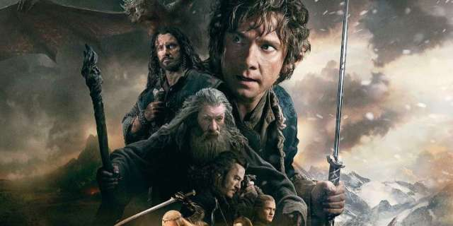 The Hobbit Trilogy HBO Max