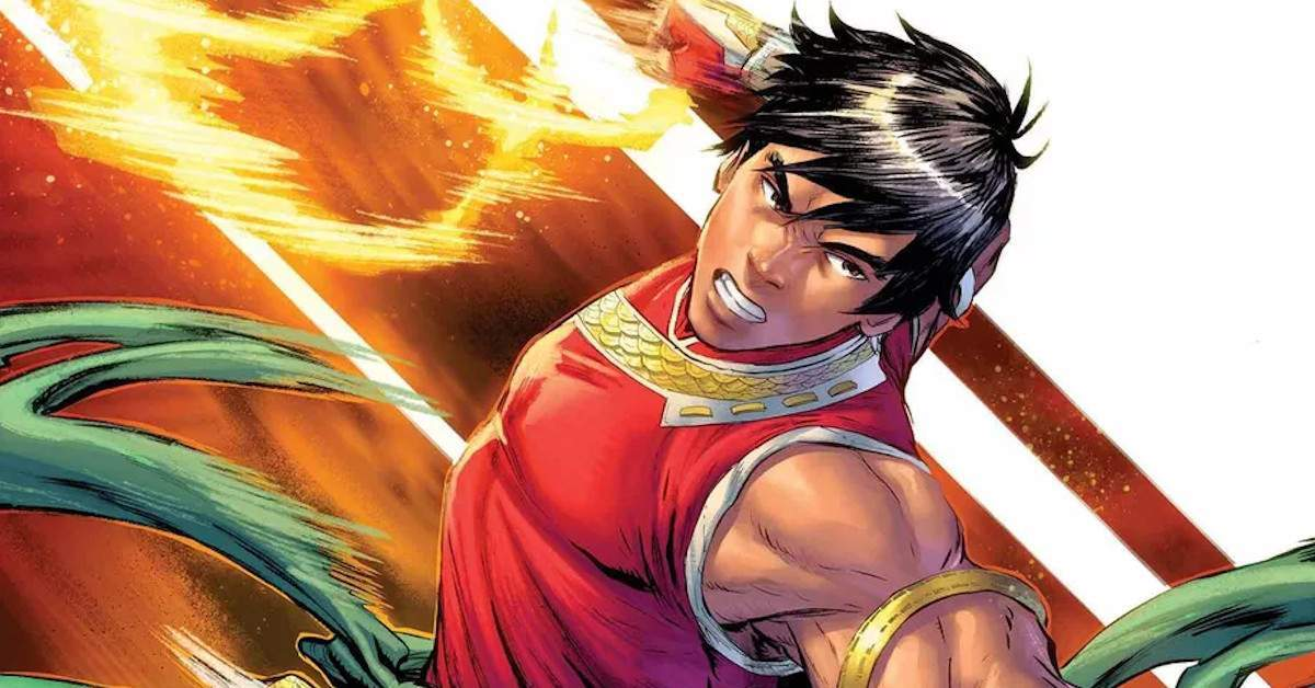 The Legend of Shang-Chi