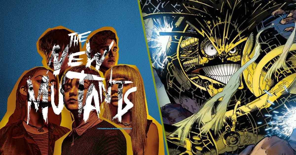 The New Mutants Movie Warlock