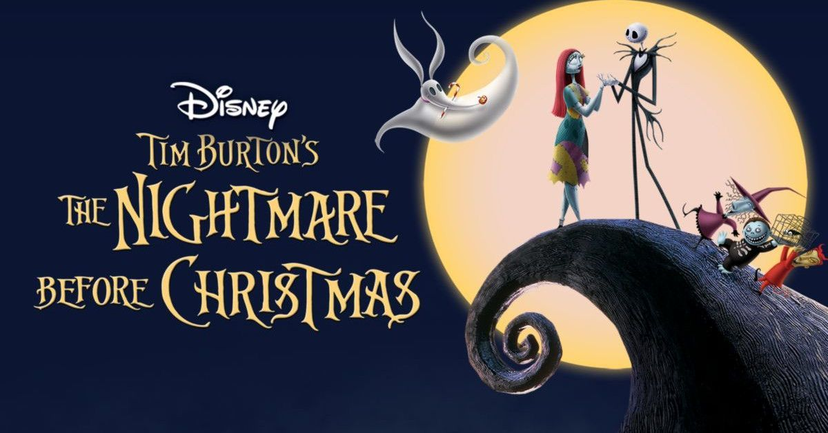 The Nightmare Before Christmas Halloween Streaming Benefit Concert