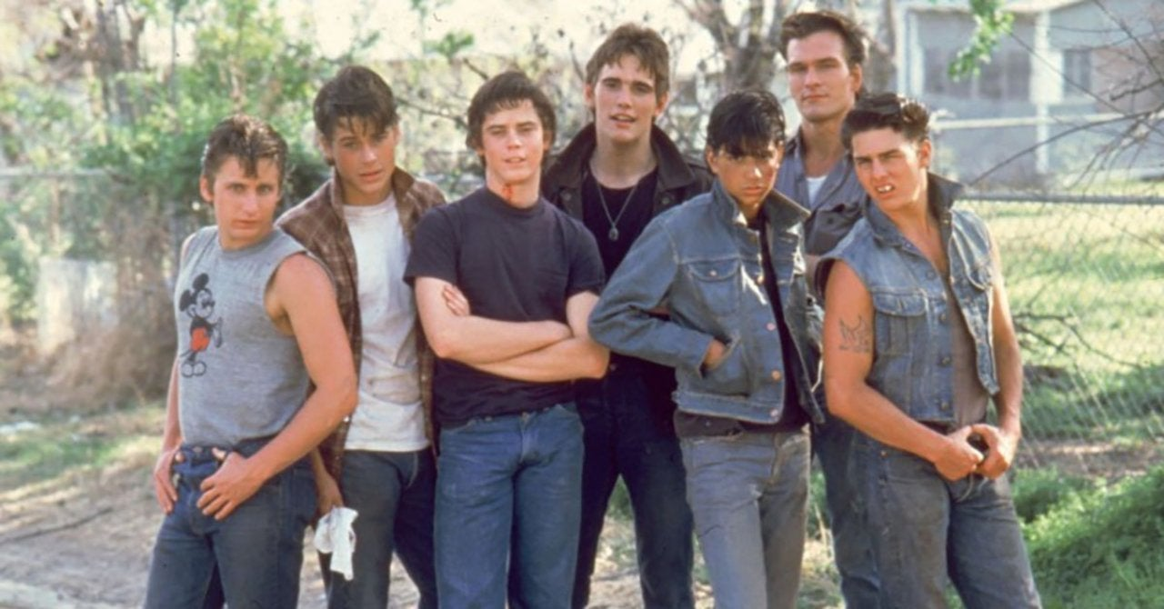 The Outsiders Author Rejects Suggestion To Do Graphic Novel Adaptation