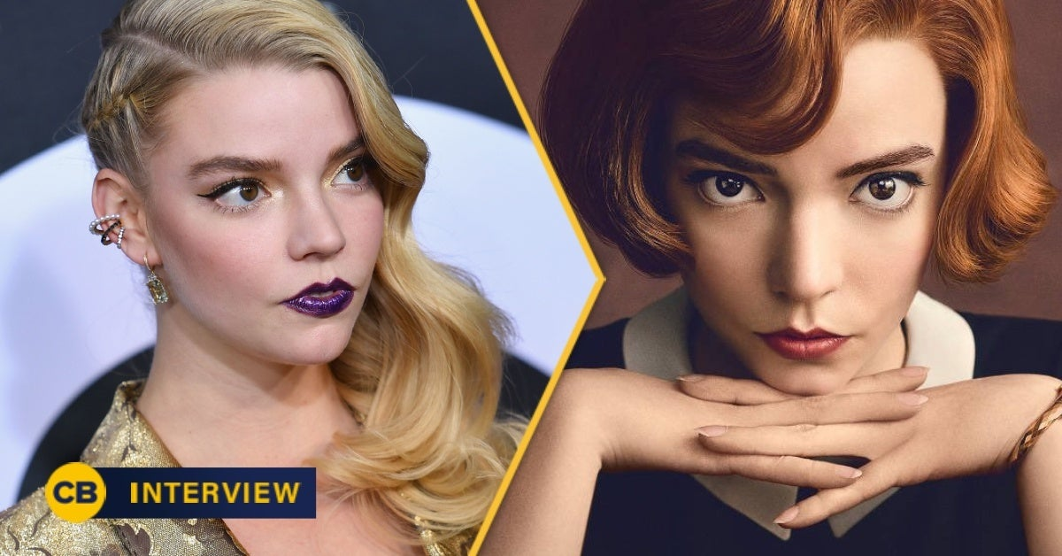 the queen's gambit anya taylor joy interview
