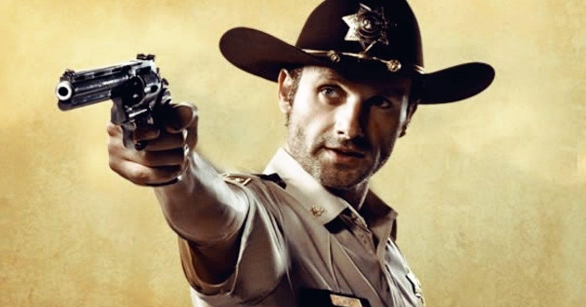 The Walking Dead 2010 Rick Grimes