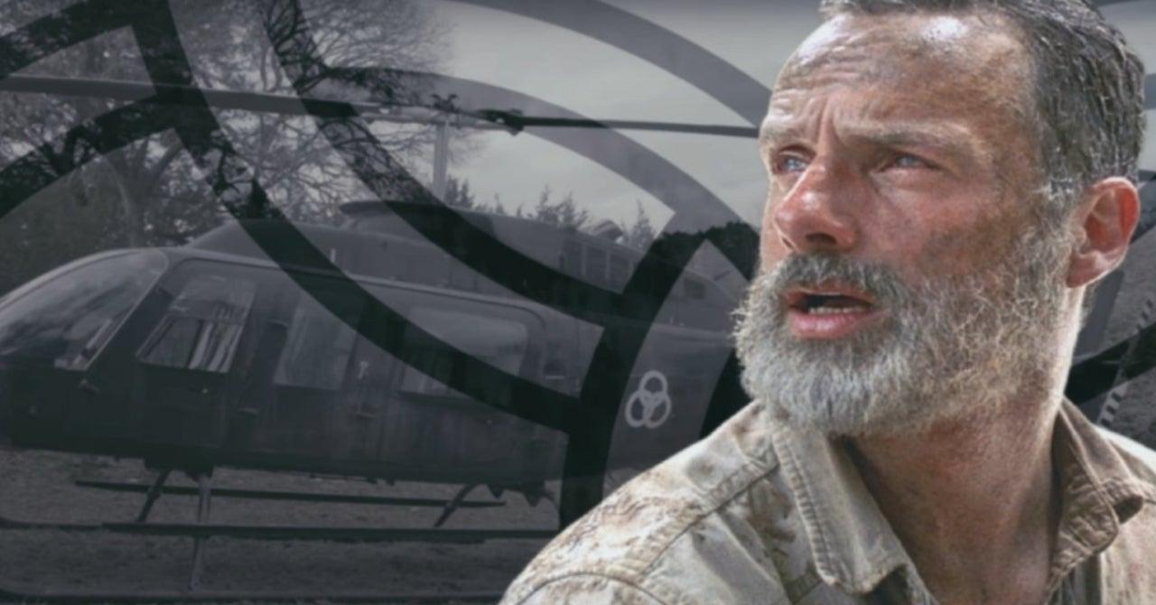 The Walking Dead Boss Reveals if Rick Grimes Appears in World Beyond