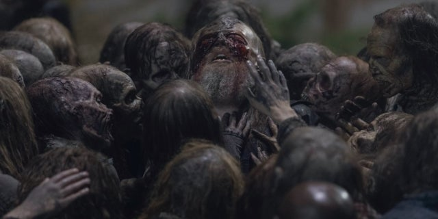 The Walking Dead Beta dies Ryan Hurst