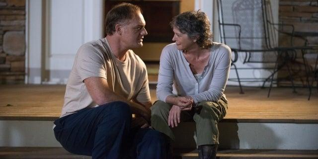 The Walking Dead Carol Tobin Melissa McBride Jason Douglas