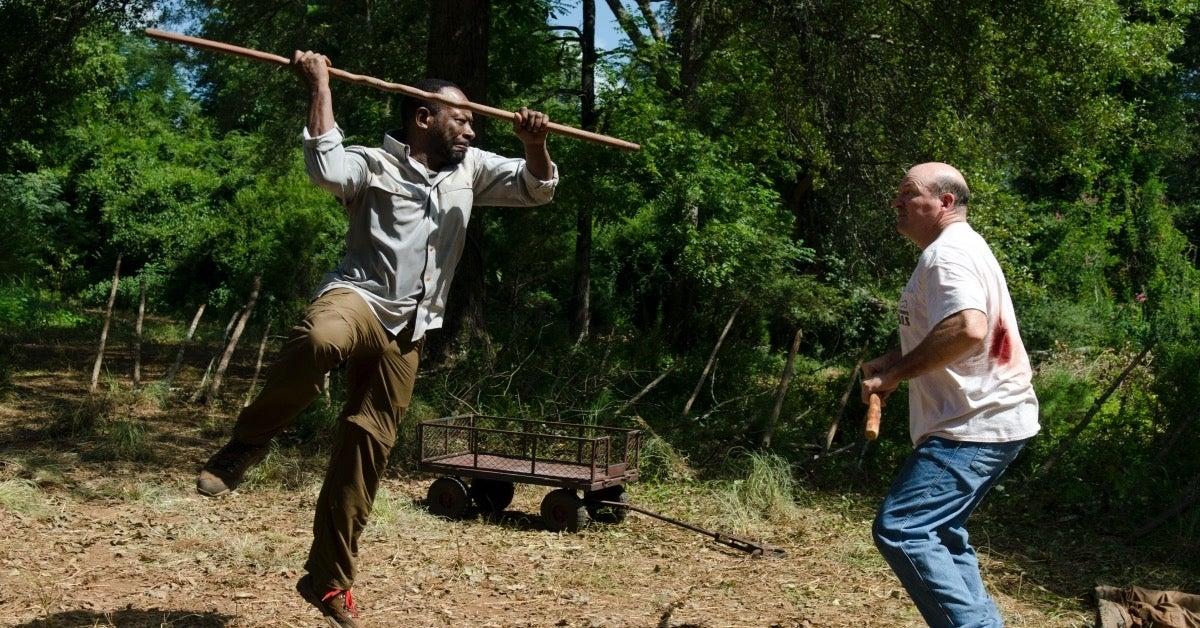 The Walking Dead Eastman John Carroll Lynch