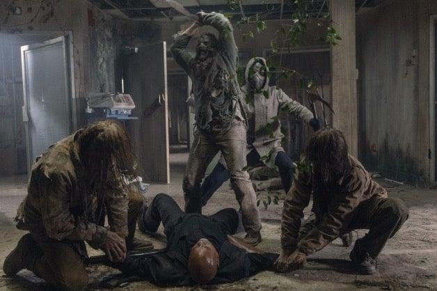 The Walking Dead Father Gabriel A Certain Doom