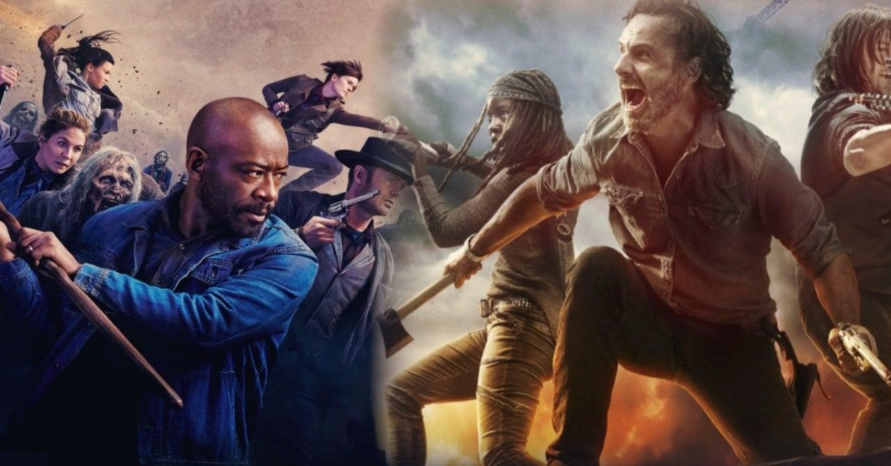 Fear The Walking Dead Inhalt