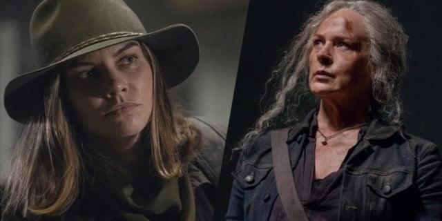 The Walking Dead Maggie Carol