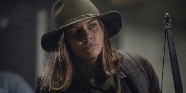 The Walking Dead Maggie Lauren Cohan Season 10
