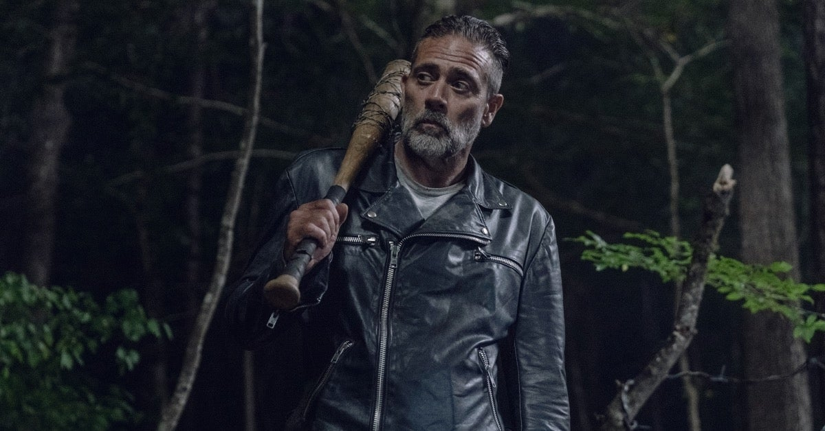 The Walking Dead Negan Season 10