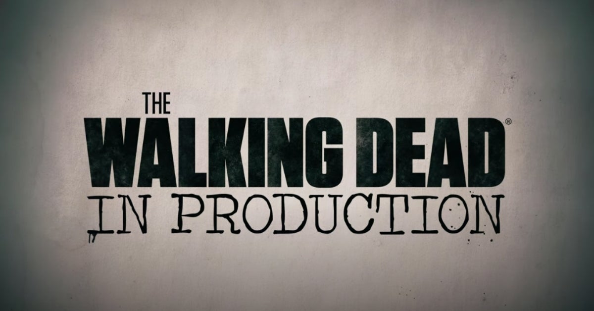 The Walking Dead Season 10 Bonus In Production