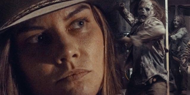 The Walking Dead Season 10 finale Maggie Lauren Cohan Whisperers