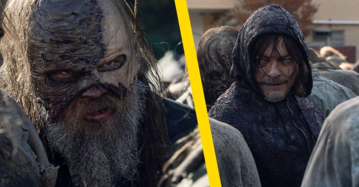 The Walking Dead Season 10 Finale Whisperer War Daryl Beta